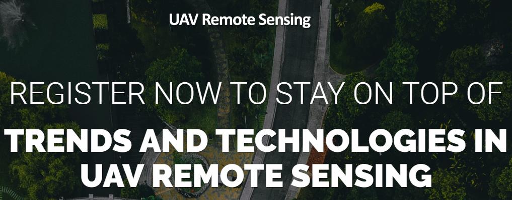 UAV Remote Sensing 2019
