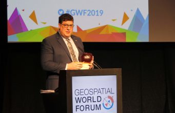 Geospatial Ambassador of the Year