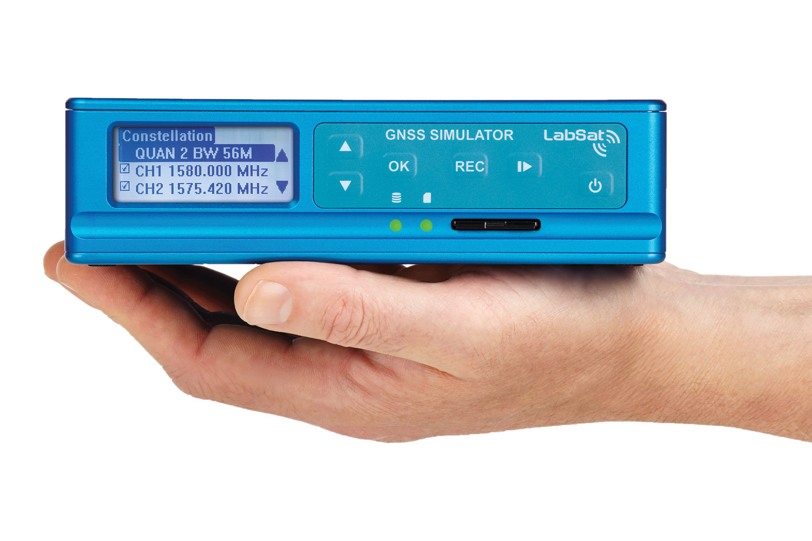 GNSS Testing Takes a New Route