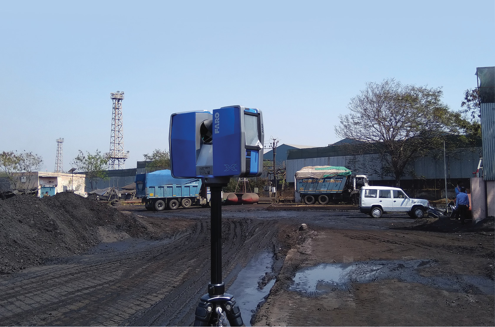 Expanding Capabilities with the FARO Laser Scanner