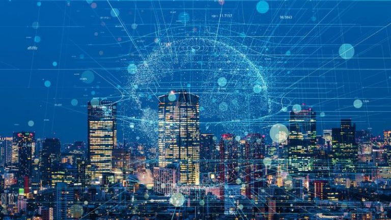 Intelligente Städte und das Ende der Ära des Menschen