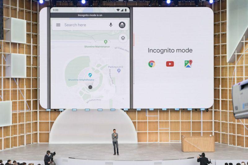 """Résultat de recherche d'images pour """"google maps incognito"""""""