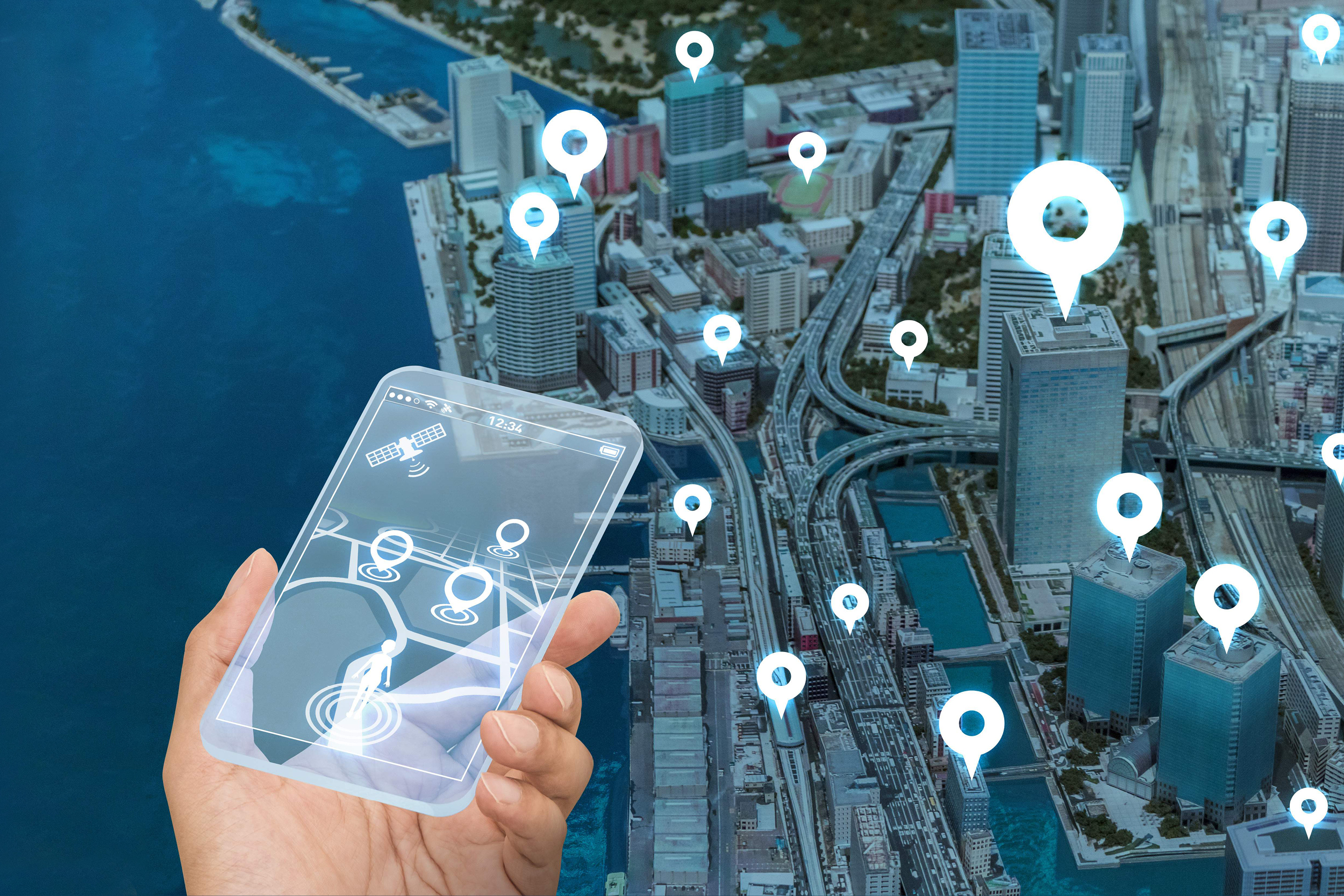 Advancements in location to alter human-technology interaction 2