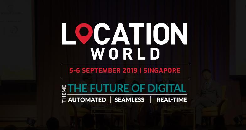 Location world 2019 singapore