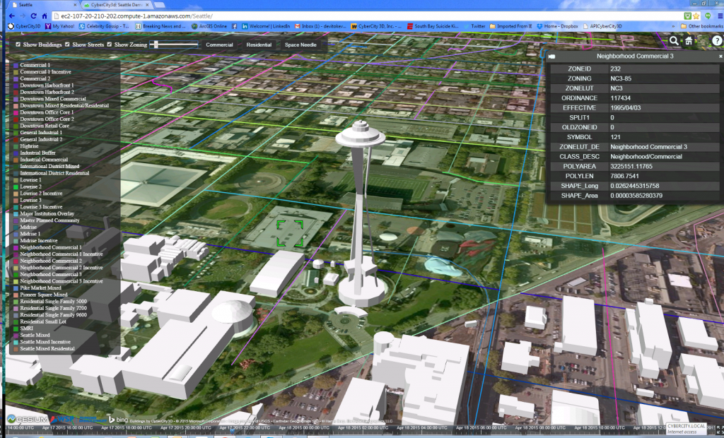 What is 3D GIS