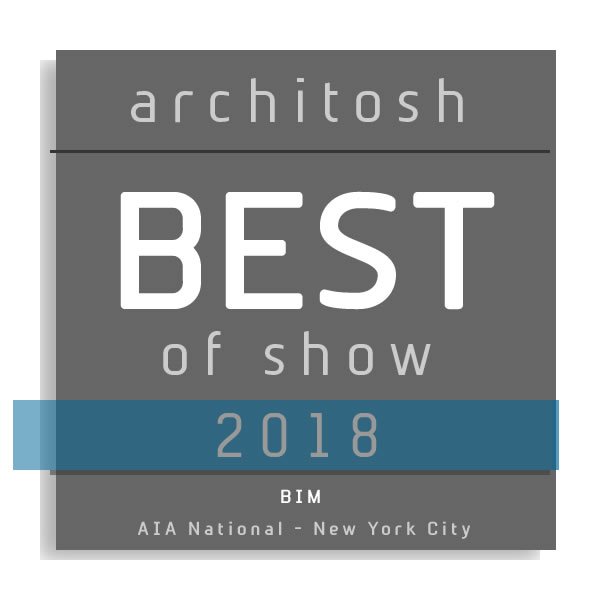 GRAPHISOFT's ARCHICAD 23 and BIMx win AIA 'Best of Show