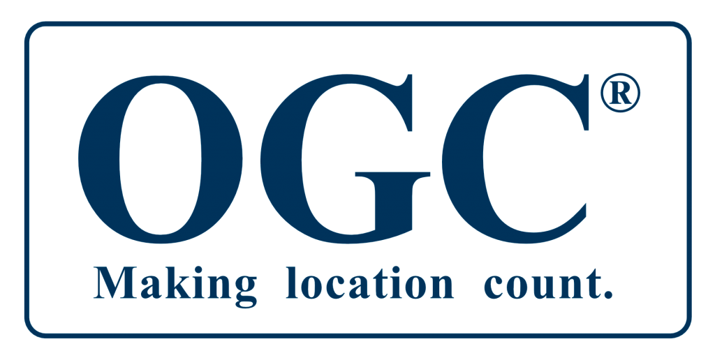 OGC Logo. New standard in Belgium