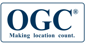 OGC Logo. New standard in Belgium