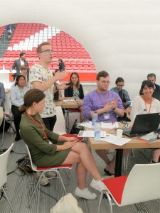Student Workshop We Make The City