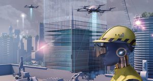 Future of Construction Sector: Drone