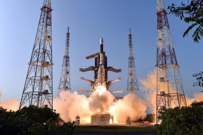 ISRO establishes public sector company to launch satellites