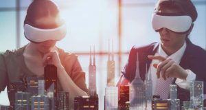 Future is now digitizing virtual reality and augmented reality