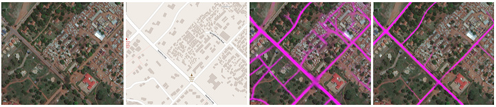 Facebook OSM AI mapping