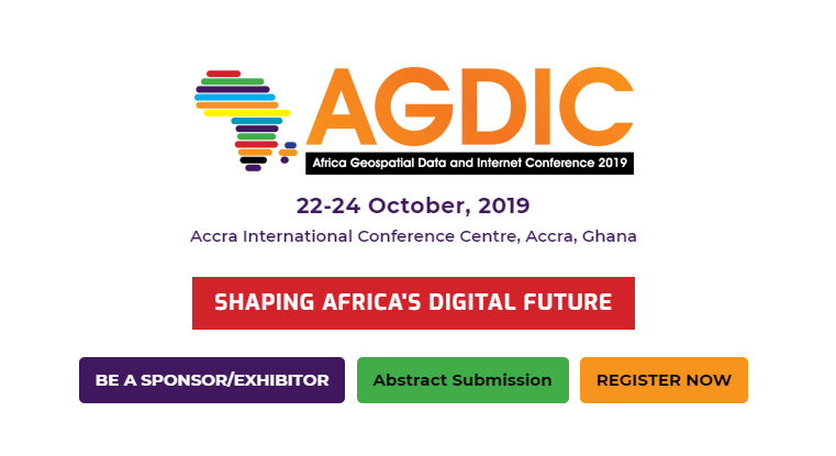 Africa Geospatial Data and Internet Conference