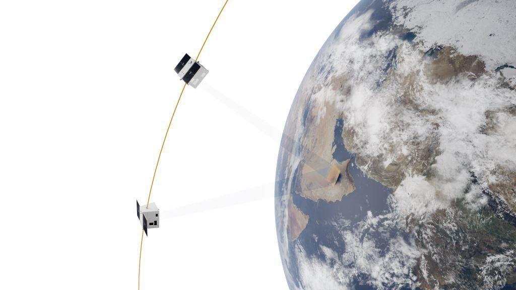 CO3D Earth Observation programme for CNES