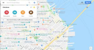 Google Maps drug addiction tools