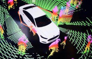 HD maps for smart self-drive car
