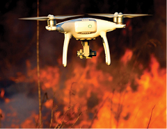 What are popular uses of drones? - Geospatial World