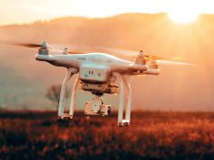 popular uses of drone