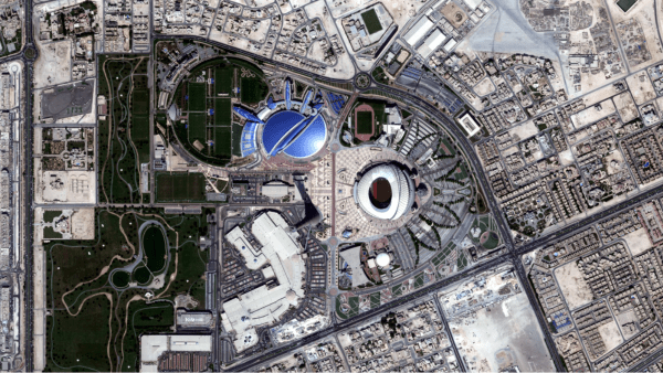 aerial imagery evolution