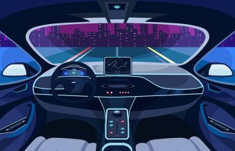 How HD Maps work in the self-driving car