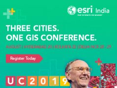 GIS for 'New India'