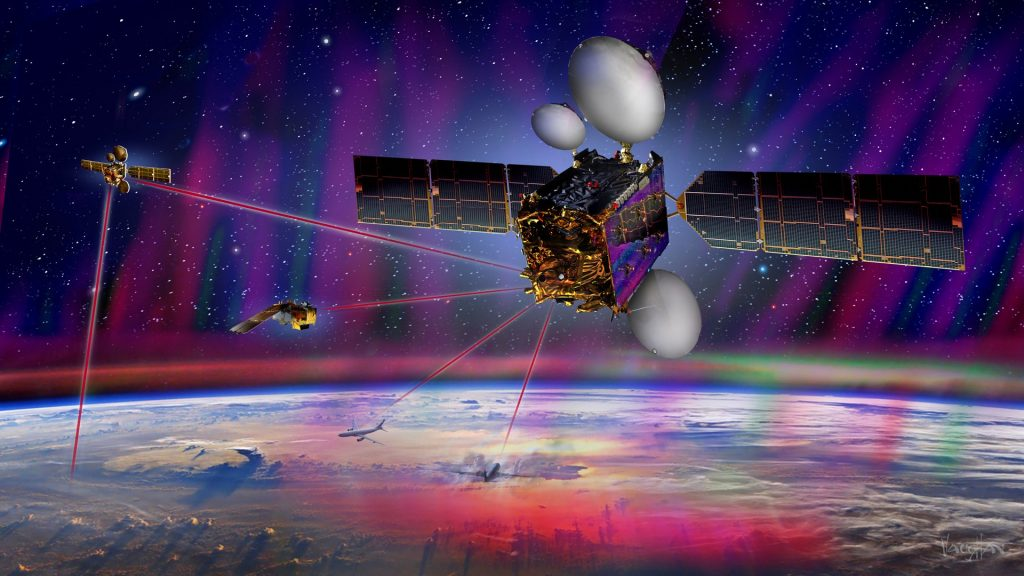 Second SpaceDataHighway satellite Successful launched by Ariane 5