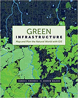 Esri releases green infrastructure planning book