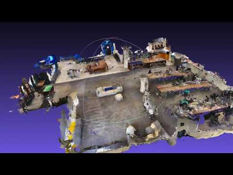 6D ai lays the foundation to build 3D map of the world