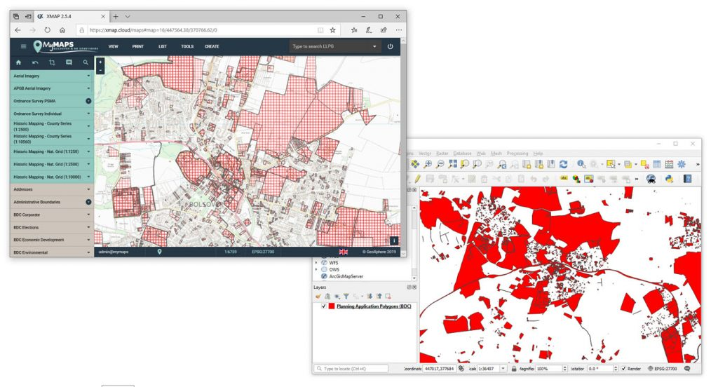 Geoxphere and Loose Goat brings together XMAP Cloud GIS and