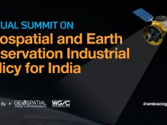 Geospatial and Earth Observation Industrial Policy for India