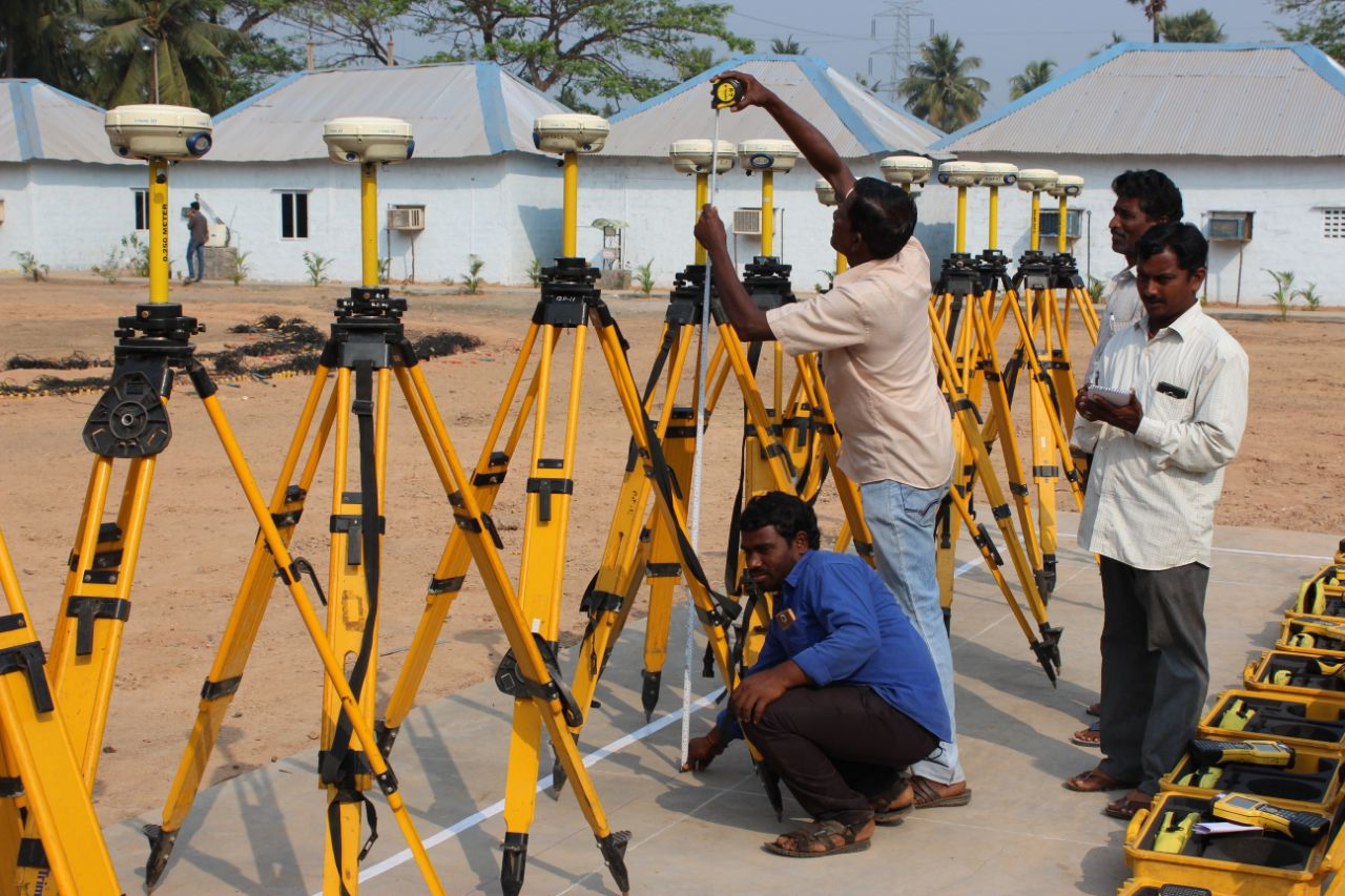 Trimble All In One Surveying Solution For O G Sector