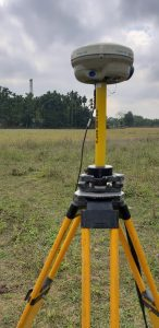 Trimble all-in-one surveying solution