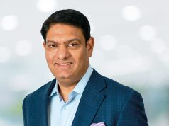 Mr. Krishna Bodanapu, Managing Director and CEO of Cyient Limited