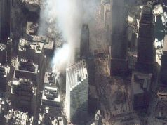 Satellite images 9/11 horrors
