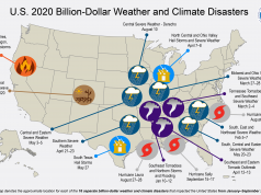 2020 worst year Climate Change