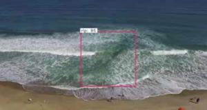 NOAA Google AI satellite data