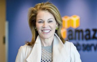 Business Leader of the Year: Teresa Carlson