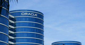 年度地理空间公司:Oracle