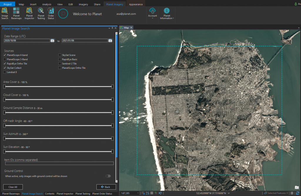 ArcGIS Add-In and QGIS Plugin V2.0