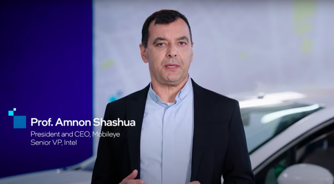CES 2021: Mobileye partners with parent Intel for new LiDAR and radar for AVs