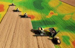 利用地理空间技术改造农业